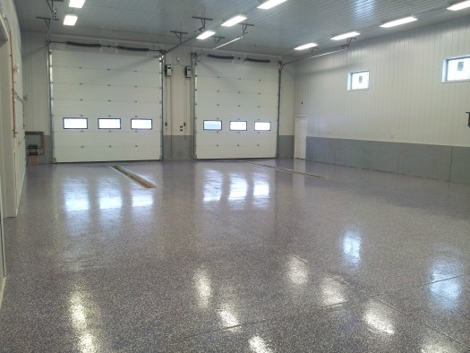 Epoxy Garage Floor Coating